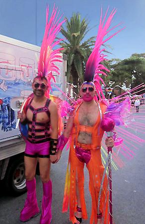 Risultato immagini per carnival  gay